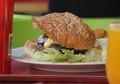 Burger Kalorienkonsum