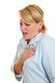 Herzinfarkt Frau