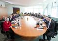 Kabinettssitzung Bundesregierung