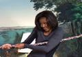 Michelle Obama Tauziehen